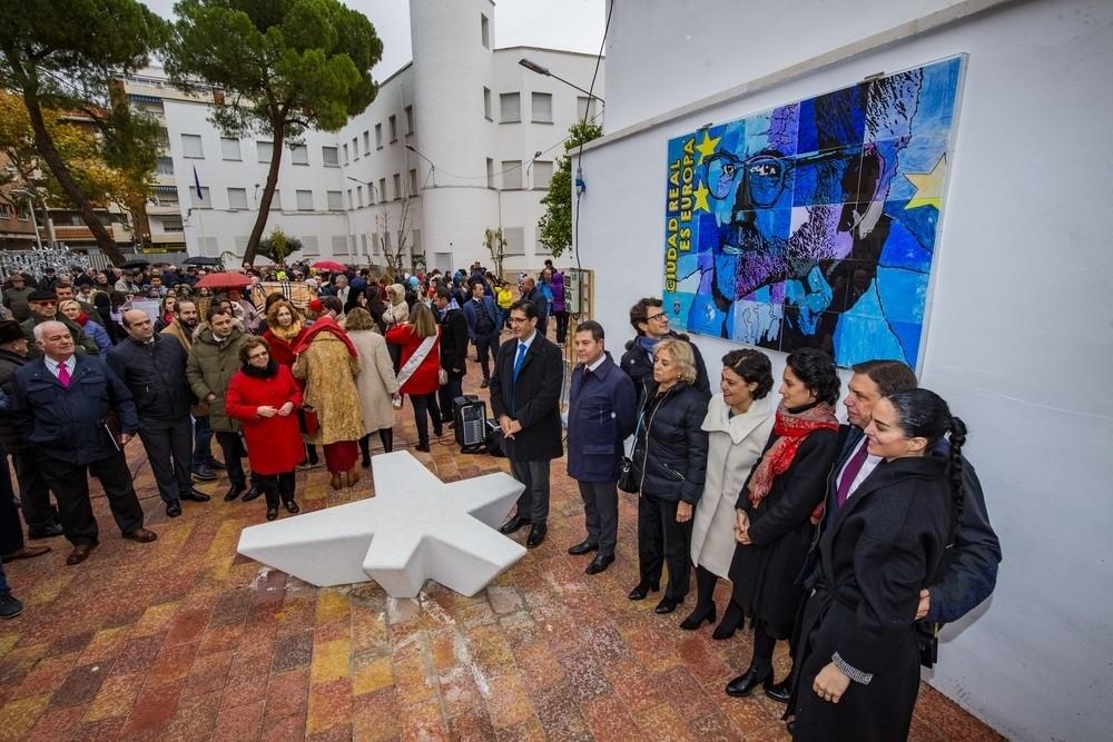 Ciudad Real elogia los actos y la memoria de Manuel Marín