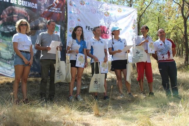 Mariana y Mohorte acogieron el trofeo SOC de Orientación