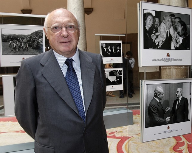 Muere Pérez-Llorca, uno de los padres de la Constitución Angel Díaz