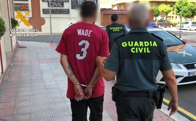 Detenido un mirandés por intento de homicidio en La Rioja