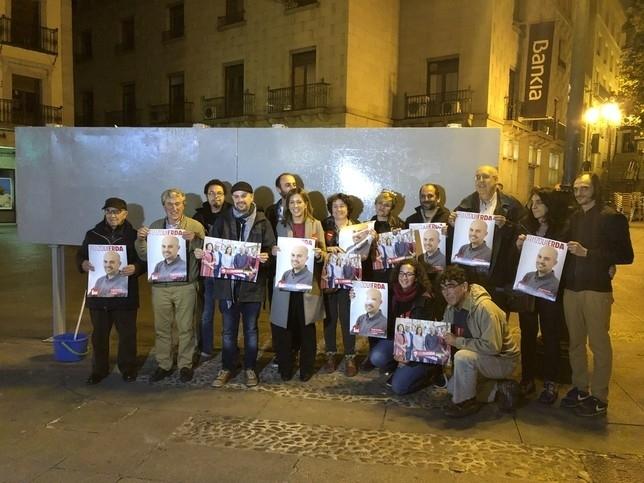 Expectativas altas en el inicio de campaña en Segovia