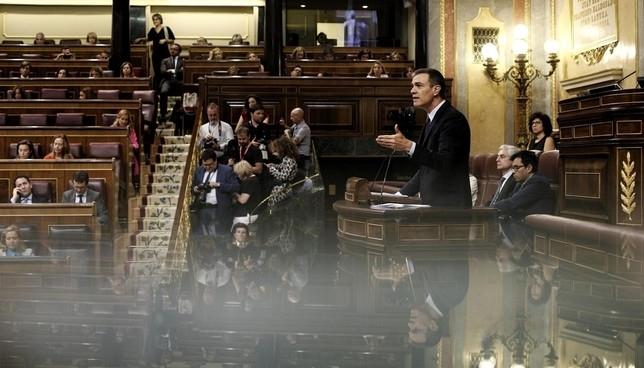 Sánchez promete a UPN que salvaguardará la foralidad