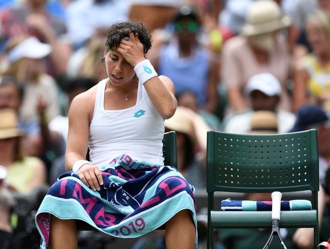 Luces y sombras para la 'Armada' en Wimbledon