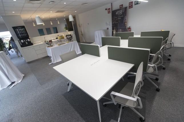 Nuevo espacio coworking con 60 oficinas en Toledo VÁctor Ballesteros