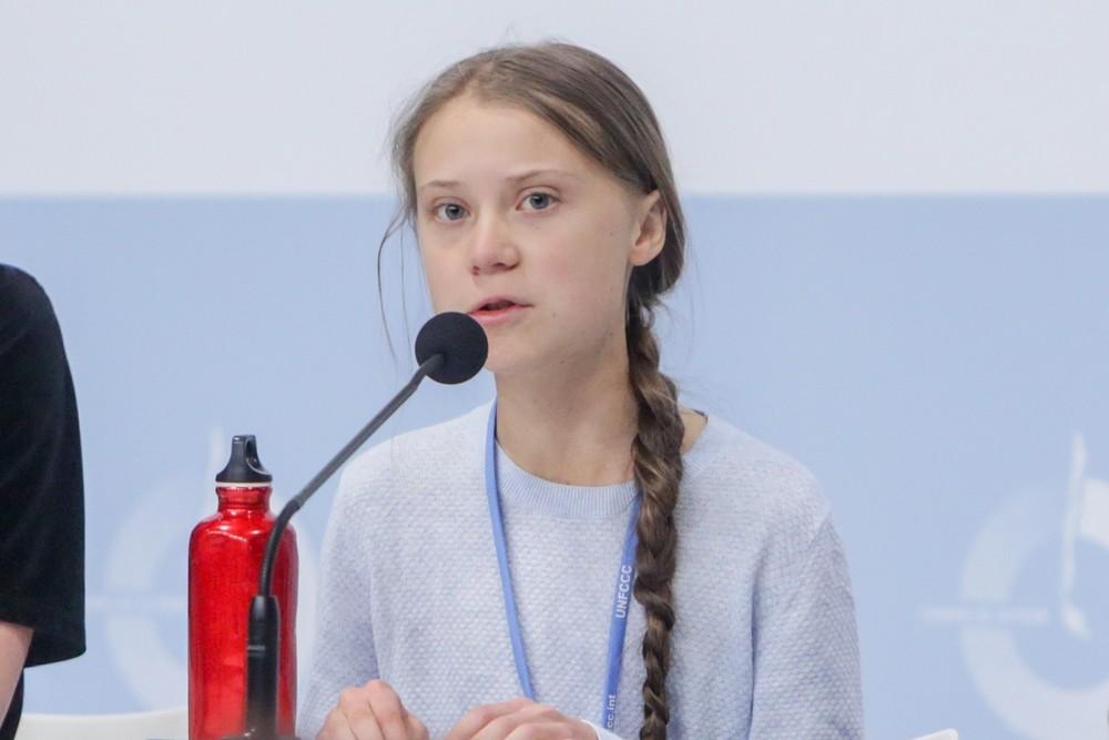 Greta Thunberg cede el protagonismo a los activistas