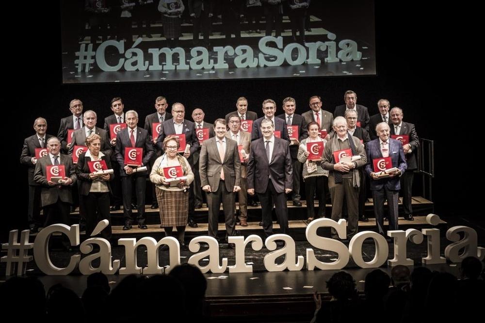 La Cámara de Comercio de Soria celebra sus 120 años