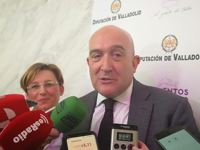 Alimentos de Valladolid se promociona en Madrid Fusión