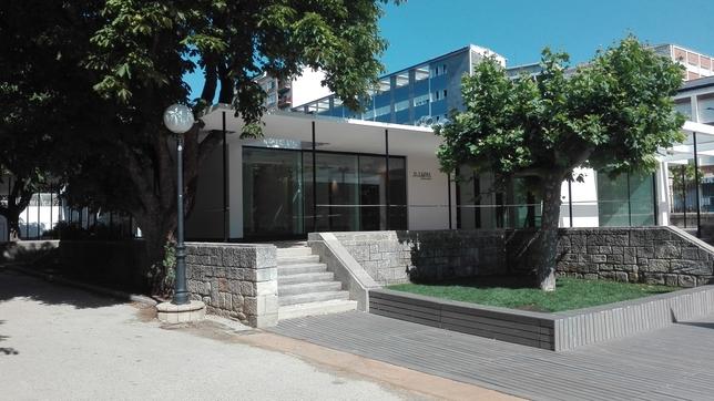 El edificio Alameda renace como luminoso espacio cultural
