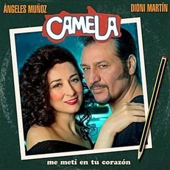 Noche de tecno-rumba en Baluarte con Camela