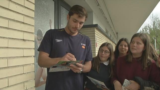 María Asurmendi y Alberto Munárriz, mejores deportistas 2018