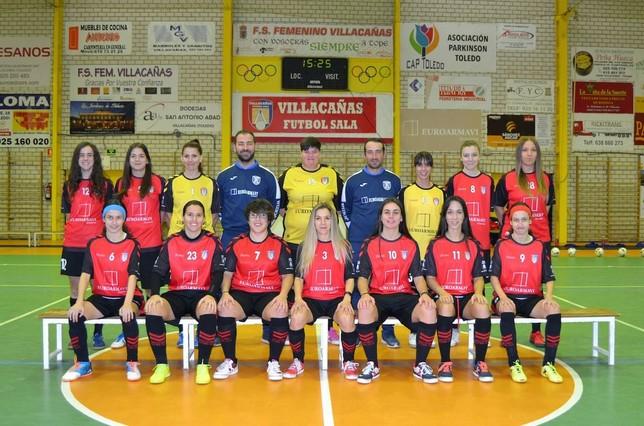 El Mora FSF y el Villacañas FS van al Grupo IV