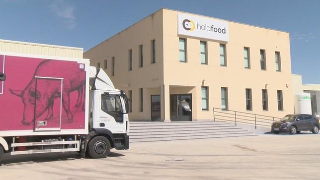El matadero de Villacastín se convierte en Hola Food