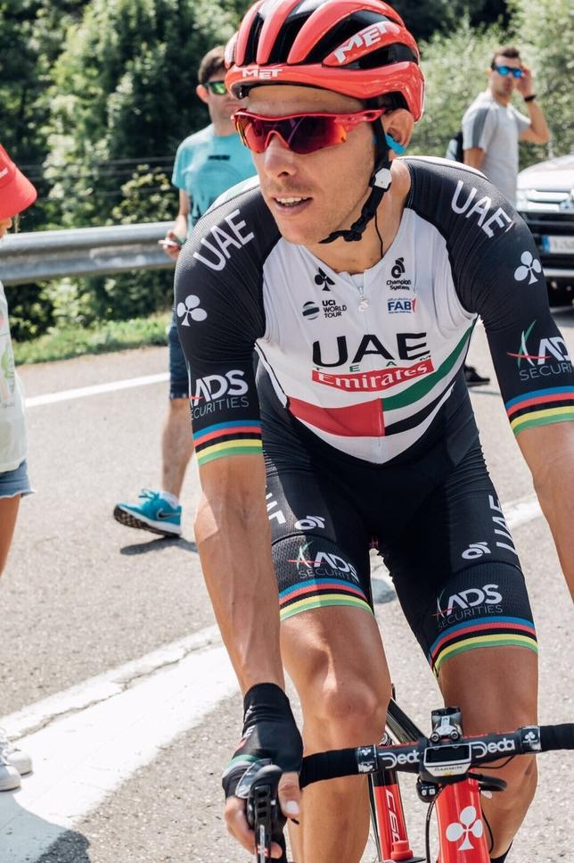 Rui Costa comandará el UAE Team Emirates en la Vuelta