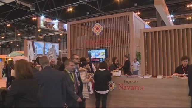 La gastronomía foral, eje del día de Navarra en FITUR
