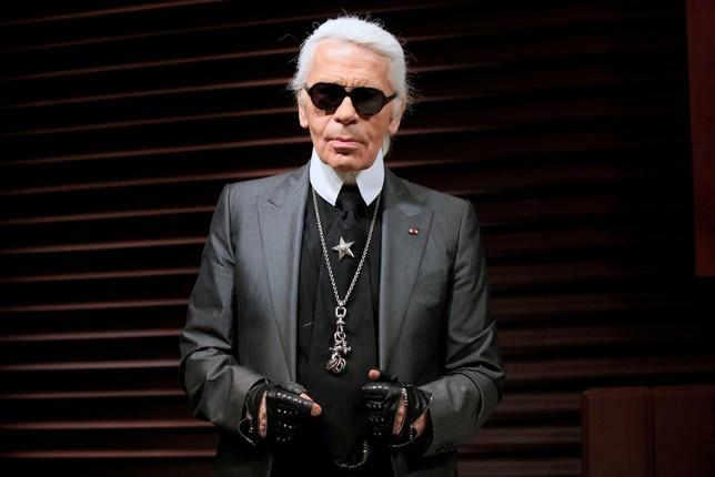Muere Karl Lagerfeld, el káiser de la moda Jacky Naegelen