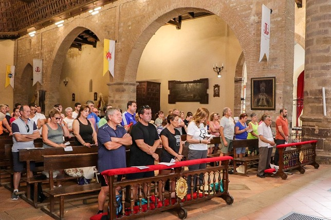 A pie con el jubileo de San Juan de Ávila hasta Argamasilla