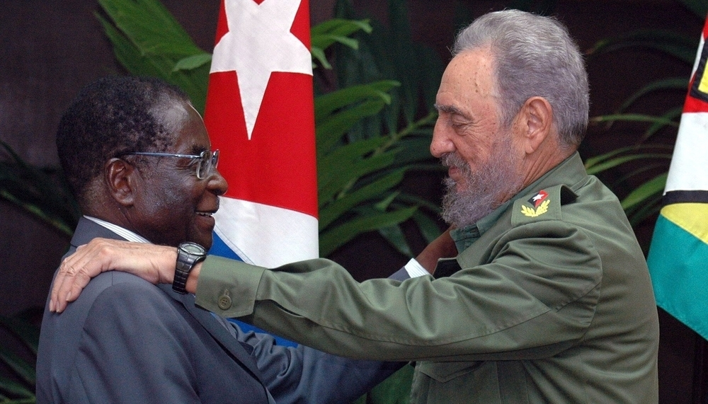 Muere a los 95 años el expresidente de Zimbabue Robert Mugabe
