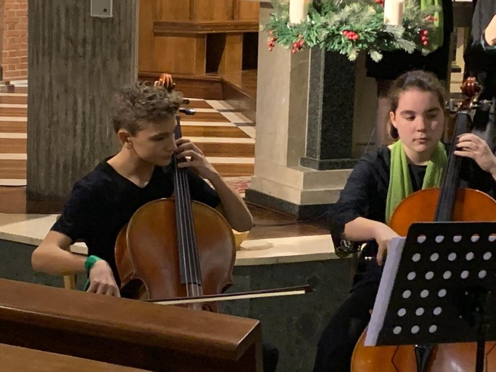 Concierto de Navidad de la Joven Escolanía del Pablo VI