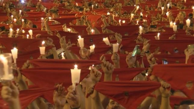Pamplona entona hoy el 'Pobre de Mí' para despedir la fiesta