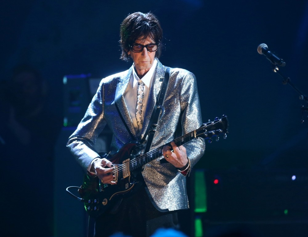 Muere Ric Ocasek, líder de The Cars
