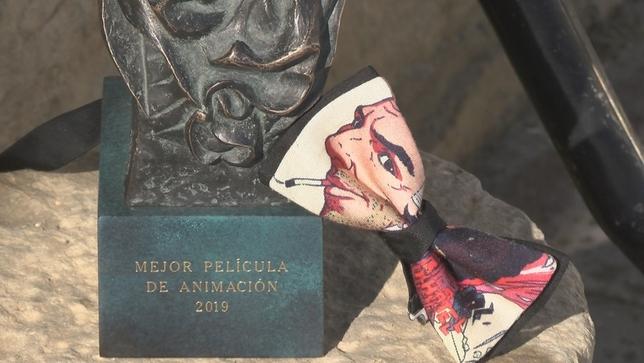 De la Fuente: El Goya supone un aval a nuestra carrera