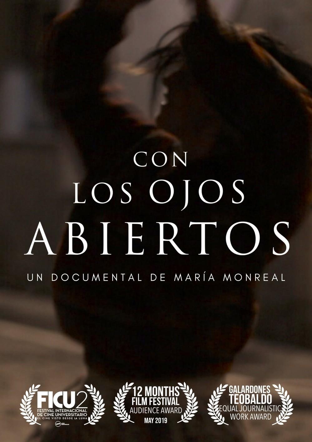 'Con los ojos abiertos', de María Monrea, Melitón de Oro