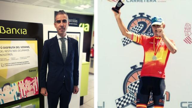 Director de banco y campeón de España de Ultrafondo 24 h