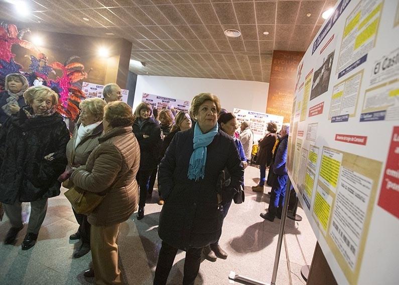 'La Verdad' subraya el cambio en San Antón en estos 40 años
