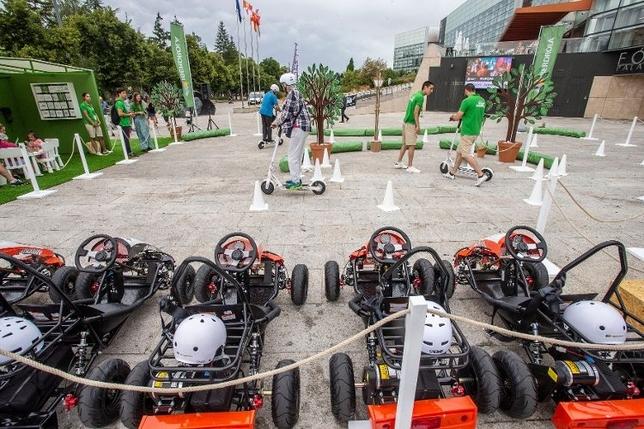 Iberdrola instalará 3 estaciones de recarga para coches