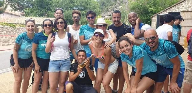 Más de 600 participantes en la IX Travesía Valle de Iruelas