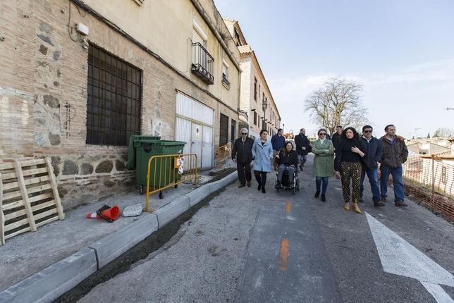 120.000 euros para arreglar la bajada de los Desamparados David Pérez