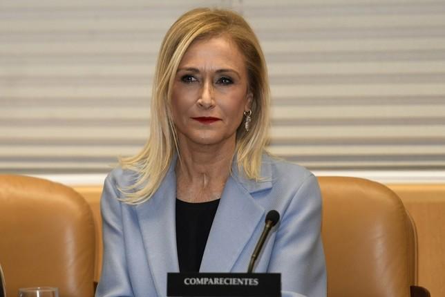 Cifuentes rechaza declarar sobre el caso Máster Víctor Lerena