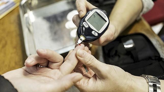 diabetes de control de azúcar en la sangre