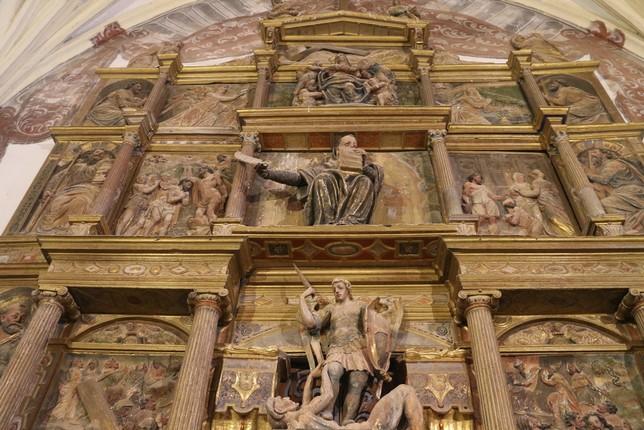 Hispania Nostra se compromete con San Román