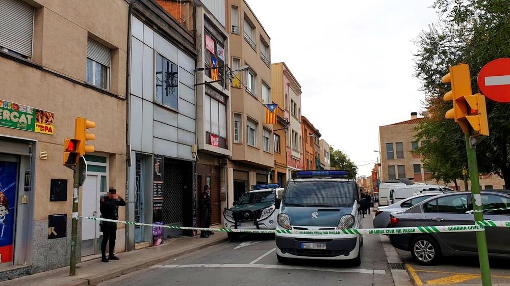 Dos de los CDR detenidos admiten la compra de explosivos