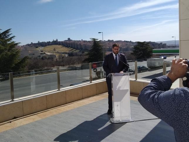 Sánchez Cabrera se incorpora a las filas de Por Ávila