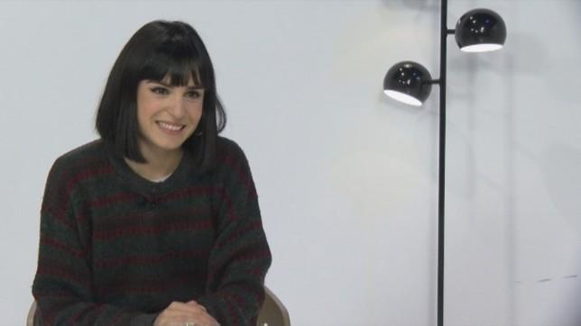 Natalia Lacunza emocionada ante sus nuevos retos musicales