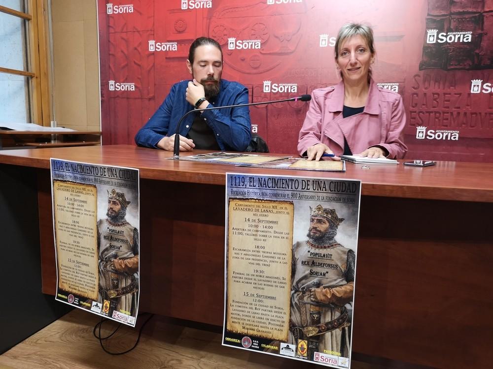 Soria vuelve al siglo XII para recrear su fundación