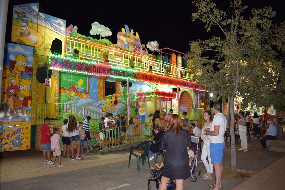 Puertollano abre sus días de fiesta por la Virgen de Gracia