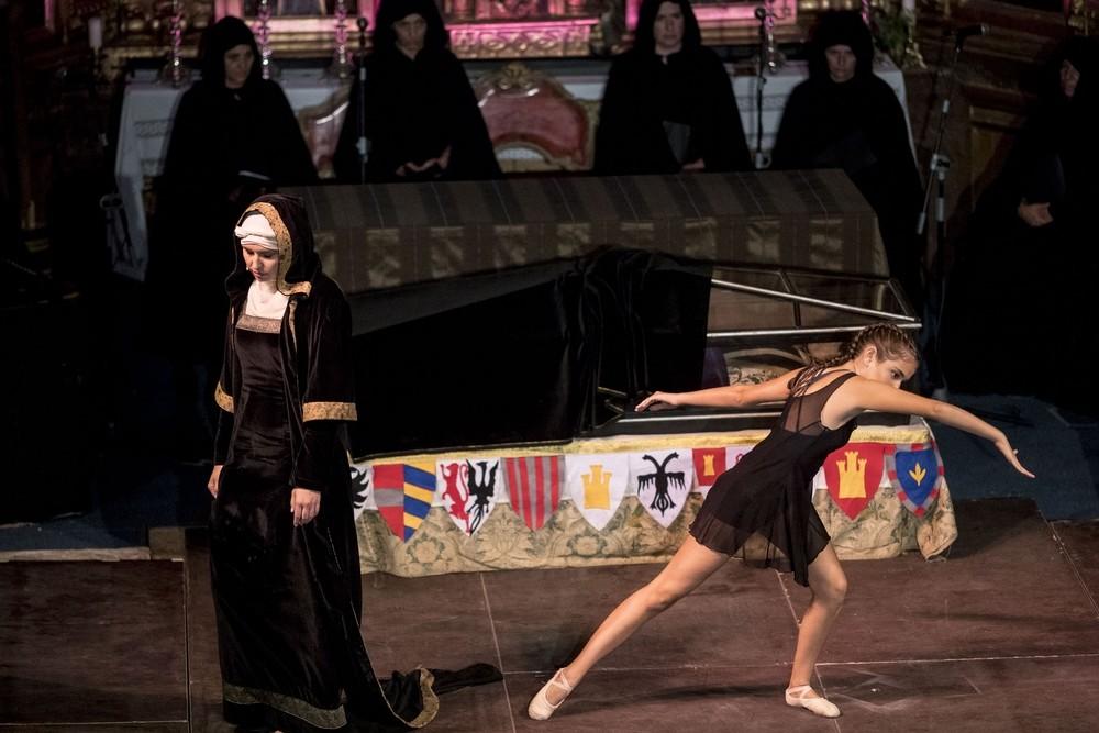 Este año se han introducido un espectáculo de danza.