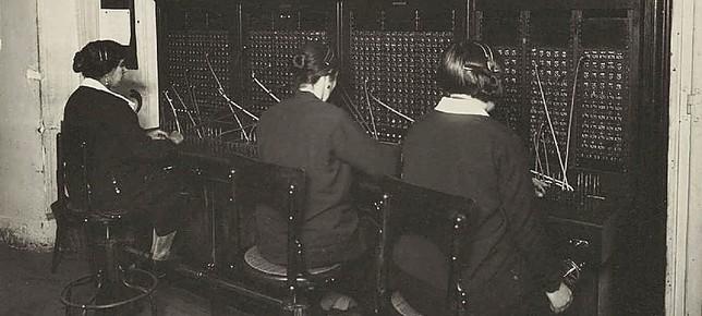 Las 'chicas del cable' de las provincias
