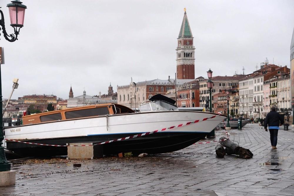 ¿Por qué se ahoga Venecia?