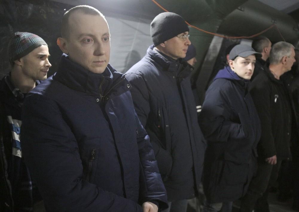 Ucrania y Rusia intercambian 200 prisioneros en el Donbás