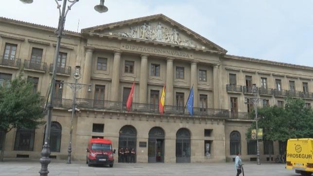 El Gobierno de Navarra se une a las reivindicaciones del 8M