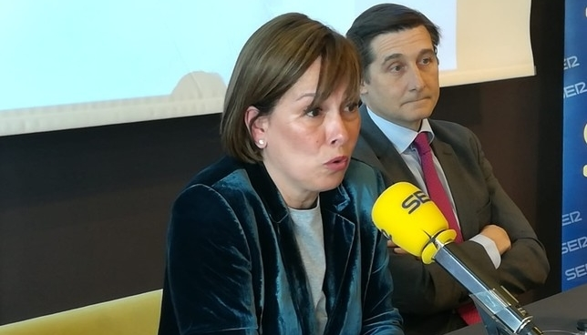 Barkos participa en el Foro Ser Navarra NATV