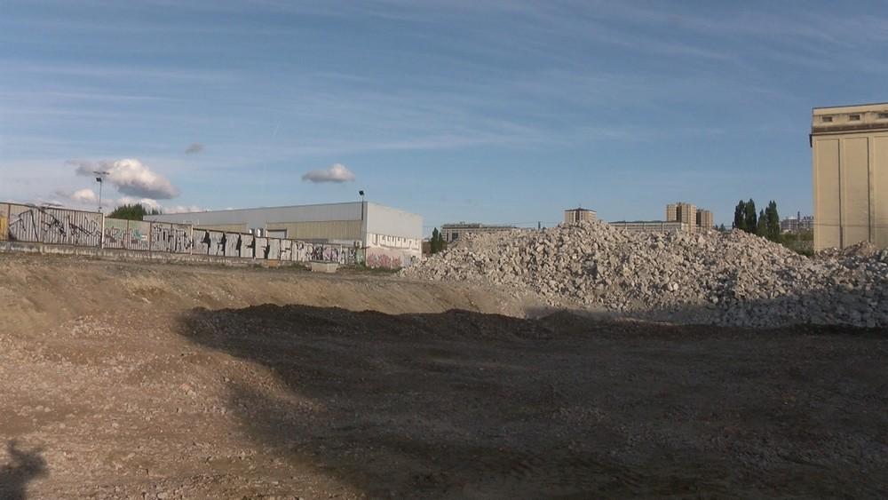La demolición de Argal y Tallunce terminará en octubre