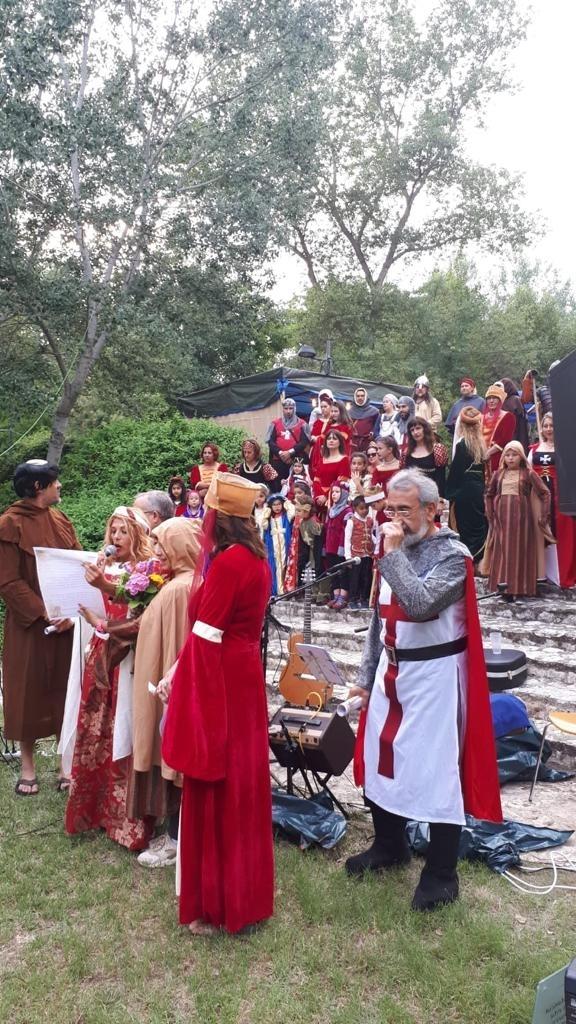 Valbuena celebra su fiesta del Medievo