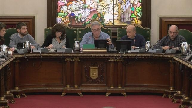 El equipo de Gobierno municipal no ha conseguido aprobar las cuentas