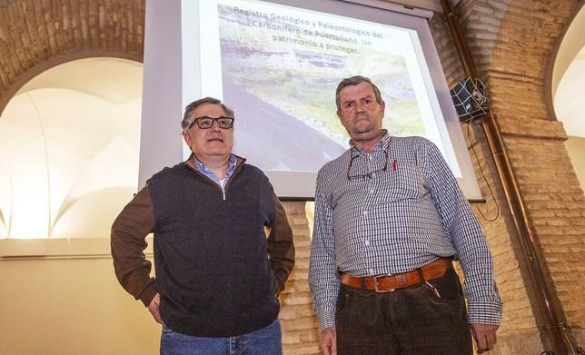La riqueza del otro patrimonio  del carbón  Tomás Fernández de Moya