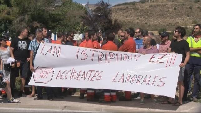 Condenan el último accidente laboral ocurrido en Sangüesa